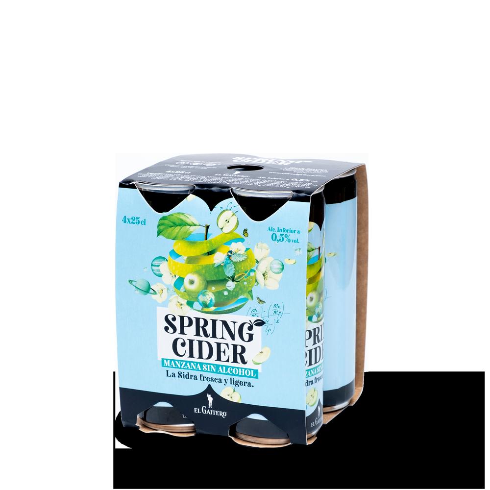 Spring Cider Manzana Sin