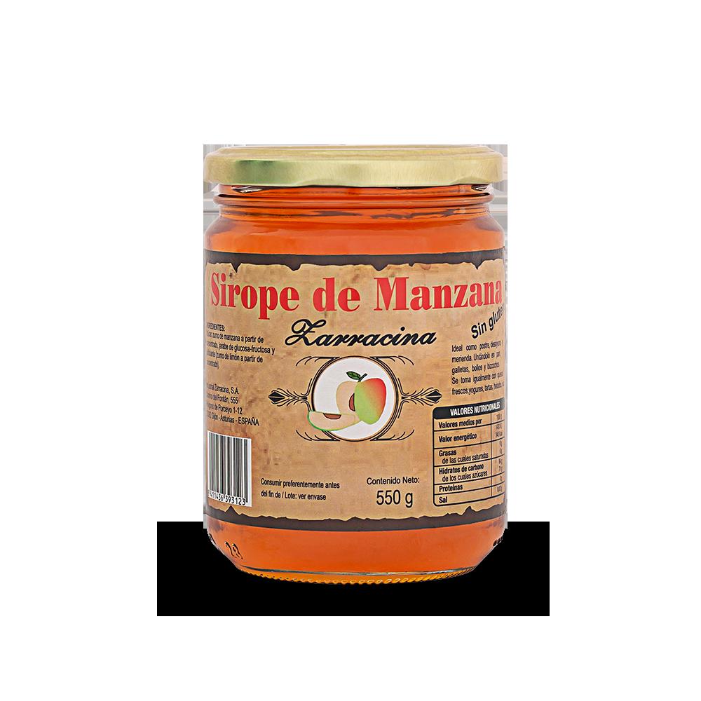 Sirope de manzana Zarracina