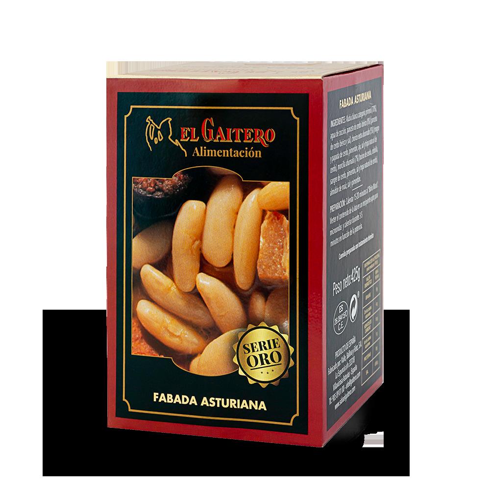 Fabada asturiana serie Oro