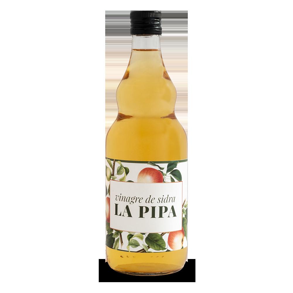 Vinagre de sidra La Pipa
