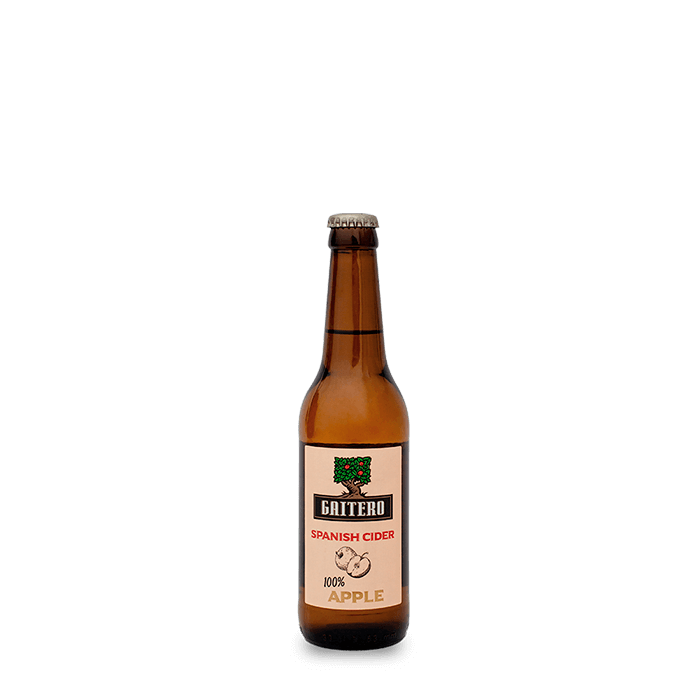 Spanish Cider 100% apple