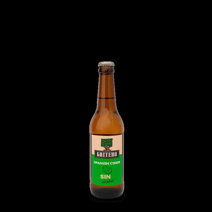 Gaitero Spanish Cider Sin